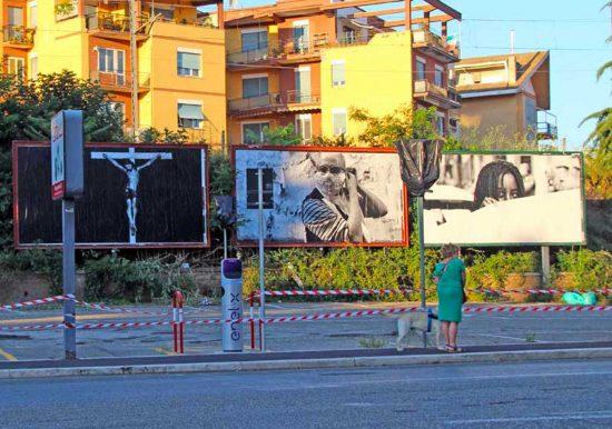 Viterbo - L'esposizione fotografica At Home