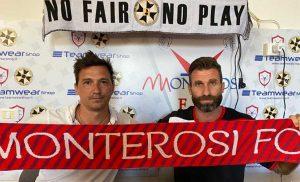 Sport - Calcio - Monterosi - Andrea Sivilla
