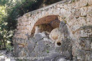 Terni - Il ponte del Toro