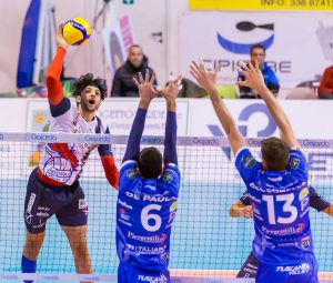 Sport - Volley Maury's Com Cavi Tuscania - Foto: Luca Laici