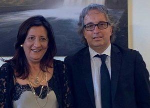Sonia Ricci e Andrea Renna