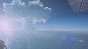La bomba Zar in un test del 1961