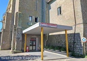 Montefiascone - L'ospedale