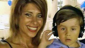 Viviana Parisi e il figlio Gioele