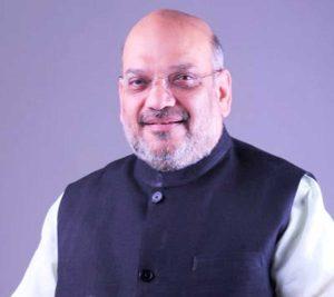 Amit Shah, ministro degli Interni indiano
