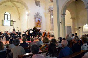 Sutri - Una passata edizione del Beethoven festival