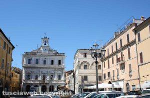 Civita Castellana - Piazza Matteotti