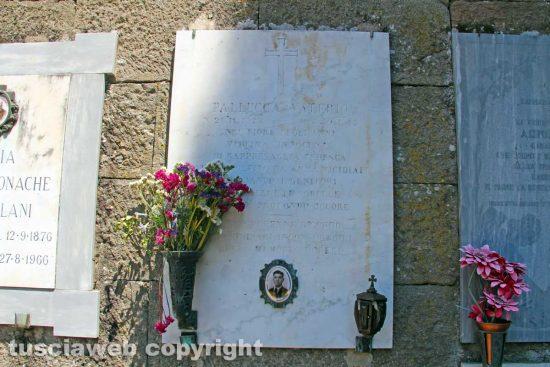 Viterbo - Valerio Pallucca ucciso dai nazisti nel 1943