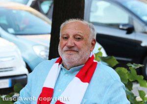 Viterbo - Vincenzo longo, presidente Football Club Viterbo