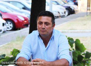 Viterbo - Vito Piscopiello, direttore sportivo Football Club Viterbo