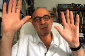 Il maestro Giuseppe Tornatore nel suo videomessaggio