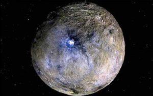 Il pianeta nano Cerere