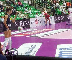 Sport - Volley - Michela Ciarrocchi esordisce in serie A1