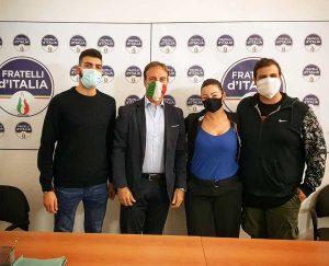 Orte - Arianna Coscia passa a Fratelli d'Italia