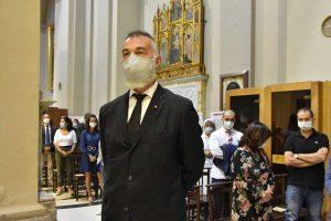 Viterbo - La messa per i facchini di santa Rosa - Raffaele Ascenzi