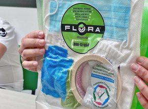 """Il Kit """"pronto uso"""" di Flora"""