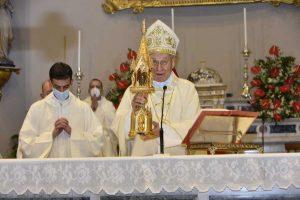 Il vescovo Fumagalli