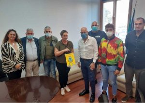 """Civitavecchia - L'amministrazione comunale premia i partecipanti a """"Tesori nel Mediterraneo"""""""