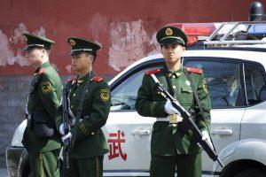 Cina - Polizia