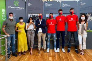 Sport - Pallavolo - Jvc Civita Castellana - Il nuovo main sponsor è Ecosantagata