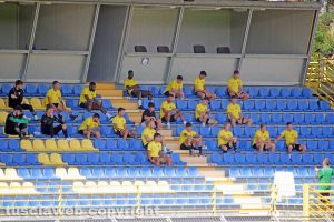 Sport - Calcio - Viterbese - L'allenamento al Rocchi