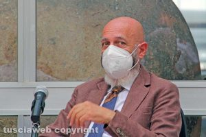 Civitavecchia - Il sindaco Ernesto Tedesco