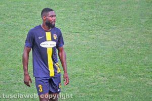Sport - Calcio - Viterbese - Emmanuel Mbende