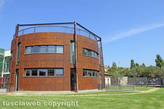 Viterbo - La nuova sede di Unindustria