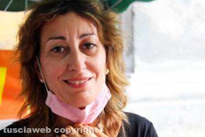 La consigliera regionale Silvia Blasi