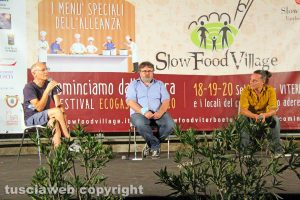 Viterbo - L'incontro di Slow Food