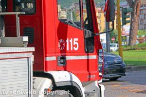 Viterbo - Vigili del fuoco