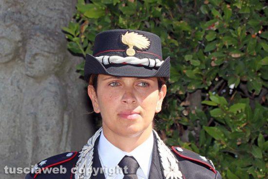 Carabinieri Tuscania - Pasqualina Frisio
