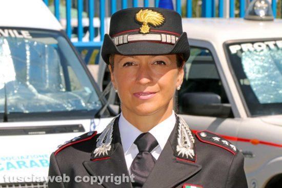 Carabinieri Civita Castellana - Palmina Lavecchia