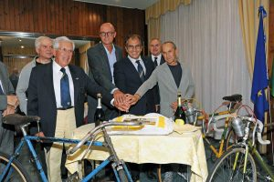 Sport - Ciclismo - Viterbo - Serata del Panathlon club
