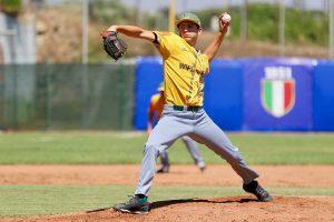 Baseball WIPlanet - Michele Carletti sul monte