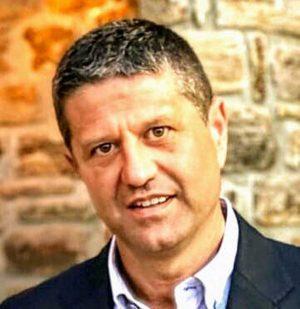 Giove - Il sindaco Marco Morresi
