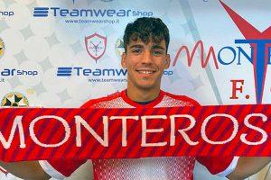 Sport - Calcio - Monterosi - Lorenzo Persichini