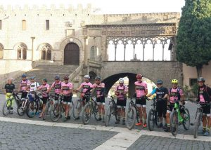 """Bike riding for Parkinson's Italy"" a Viterbo"