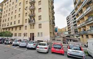 Roma - Via Borghesano Lucchese, luogo dell'omicidio
