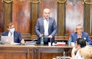 Viterbo - Consiglio comunale - Giovanni Arena