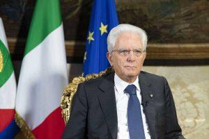 Forum Ambrosetti - L'intervento di sergio Mattarella