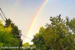 Nepi - Doppio arcobaleno