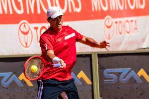 Sport - Tennis - Tc Viterbo - Daniele Bracciali
