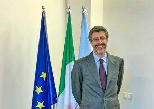 Niccolò Sacchetti, presidente del consorzio di bonifica litorale nord