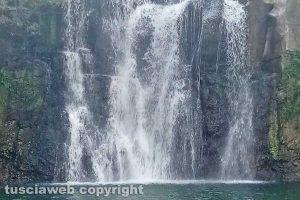 Farnese - Le cascate del Salabrone