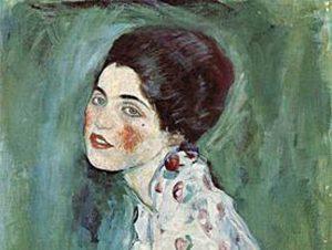 """Il """"Ritratto di signora"""" di Gustav Klimt"""