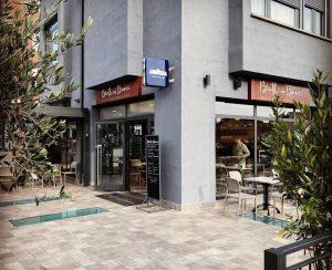 Viterbo - La caffetteria 'Brutti ma buoni'