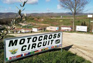 Sport - Motocross - La pista di Ponte Sfondato a Montopoli di Sabina