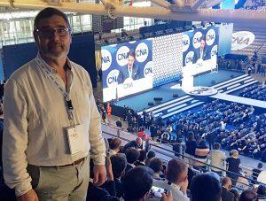 Pietro Previte, portavoce dei centri di revisione della Cna di Viterbo e Civitavecchia