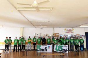 Viterbo - 'Terza giornata nazionale - Lo sport che vogliamo' al centro sportivo Pietro Cipriani